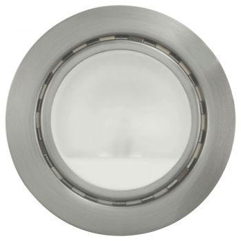 Corpuri de iluminat Bucatarie Spoturi Incastrab Ile 3X20W  12V  Nichel Eglo 86023