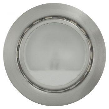 Corpuri de iluminat Bucatarie Spoturi Incastrab Ile 5X20W  12V  Nichel Eglo 86026