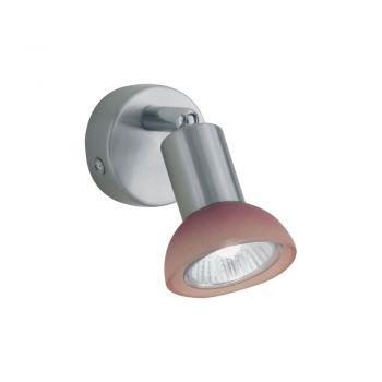 Iluminat Sina Spot 1X40 W  G9  Nichel Mat-Crom  Arizon Eglo 86261