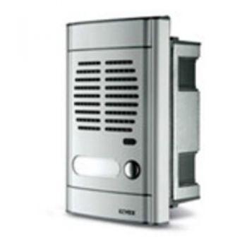 1-button flush aud cov Rama, light grey vimar ELVOX Door entry 8911