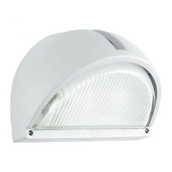 Corpuri de iluminat exterior Aplica 1 Bec E27 Alb 'Onja' Eglo 89768