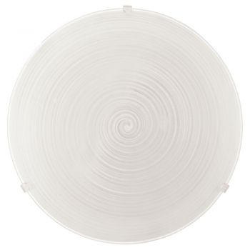 Aplice iluminat Aplica - Plafoniera 1 Bec E27 D250Mm Al Eglo 90016