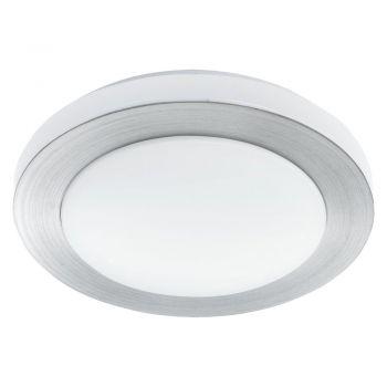 Aplice iluminat Aplica - Plafoniera 1 Bec 2Gx13 Aluminiu Eglo 90448