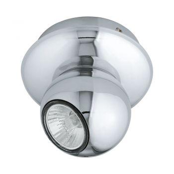 Spoturi iluminat Aplica 1X50W Gu10 Crom 'Norbelo' Eglo 91609