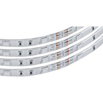 KIT banda LED EGLO 92065 - RGB 14.4W (60 LED) 240lm - Alb