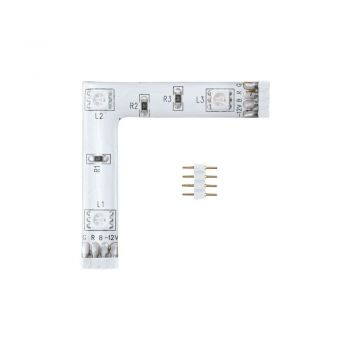 Banda LED-L-Verbinder 90 grade Rgb - 1 Stecker Eglo 92313