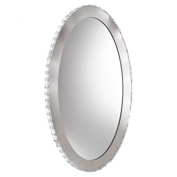 Corpuri iluminat Crystal Design Oglinda Cu Led  Crom-Cristal 'Toneria Eglo 93948