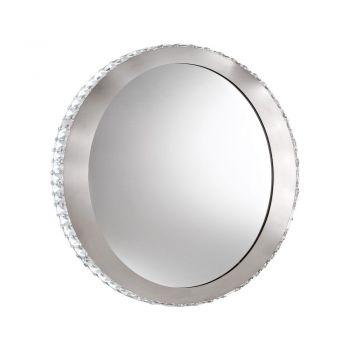 Corpuri iluminat Crystal Design Oglinda Cu Led Diametru 650 Crom-Cristal Eglo 94085