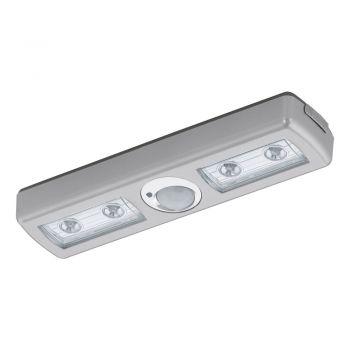 Aplica bucatarie EGLO BALIOLA 94686 - LED 4LED 3000K - Plastic - Argintiu