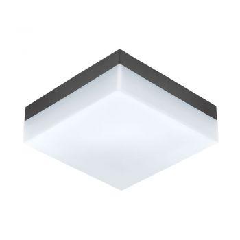 Corpuri de iluminat exterior Aplica Exterior 8-2W Alb-Antracit 'Sonel Eglo 94872