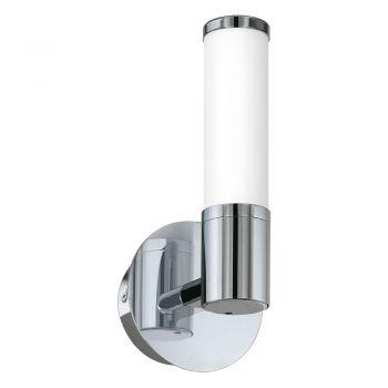 Aplica baie EGLO PALMERA 1 95141 - LED 1X4.5W 480lm 3000K IP44 - Sticla opal mat - Crom