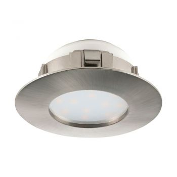 Spoturi iluminat Led-Einbauspot D78 Nickel-M-Starr 'Pined Eglo 95806