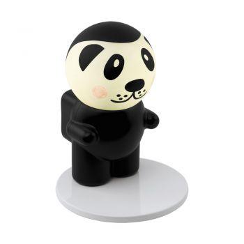 Corpuri iluminat copii Tl-1 G4 Panda Schwarz-Weiss 'Fu Pan' Eglo 96867