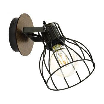 Iluminat Vintage Wl-1 Silber-D-Braun 'Sambatelo' Eglo 98134