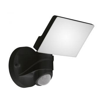 Aplica exterior EGLO PAGINO 98178 - LED 13W 2300lm 5000K IP44 - Plastic - Negru