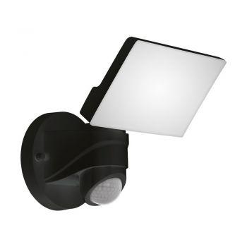 Corpuri de iluminat exterior Al-Led-Wl M-Sensor Schwarz 'Pagino' Eglo 98178