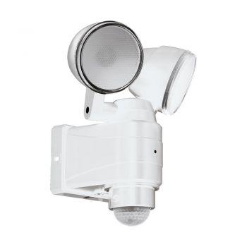 Corpuri de iluminat exterior Al-Led-Wl M-Sensor Weiss 'Casabas' Eglo 98194