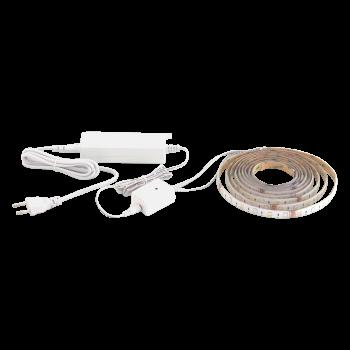 Banda LED dimabila cu telecomanda EGLO ACCESS 98295 - LED TW 9W 950lm 2700-6500K - 2000mm