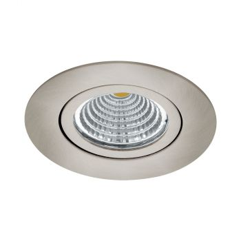 Spoturi iluminat Led-Einbausp-D88 Nickel 2700K'Saliceto' Eglo 98303