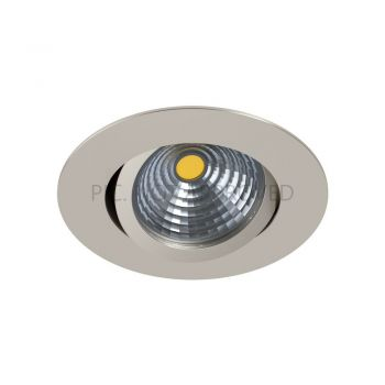 Spoturi iluminat Led-Einbausp-D88 Nickel 4000K'Saliceto' Eglo 98307
