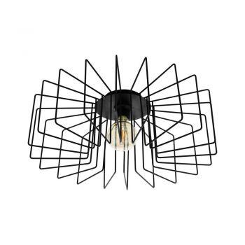 Aplice iluminat Dl-1 E27 D560 Schwarz 'Tremedal' Eglo 98507