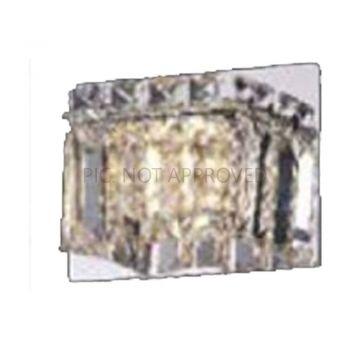 Aplice iluminat Wl-1 G9 Chrom-Kristal 'Fuertescusa' Eglo 98597