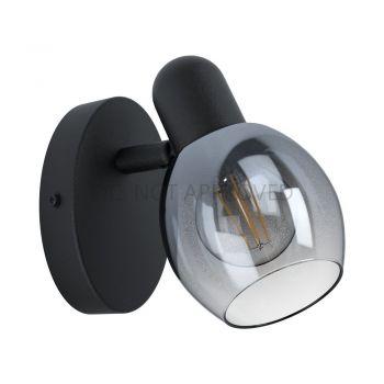 Spoturi iluminat Wl-1 E14 Schwarz-Sw-Transp-'Polica' Eglo 98624
