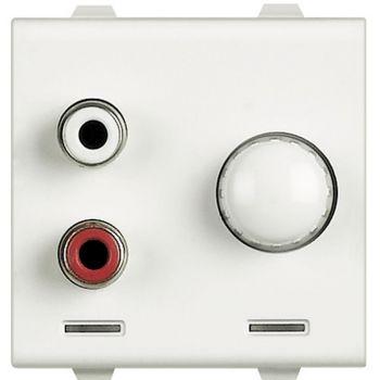 Bticino My Home Audio SCS-RCA input 2M AM5740