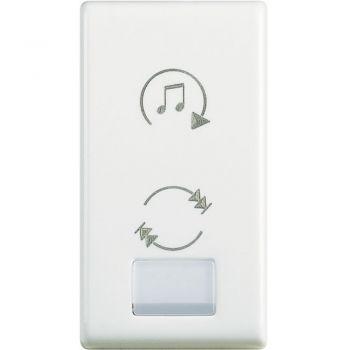Bticino My Home matix -Copritasto diffusione sonora AM5911BF