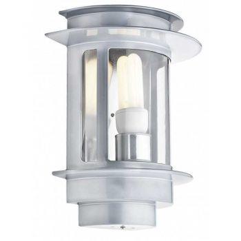 Aplica exterior EGLO EXIT 1 22664 - E27 1X60W - Aluminiu turnat - Argintiu
