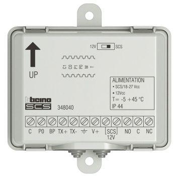 Bticino Access Control Kit centrale de control acces 1 porte VIGIK 348040