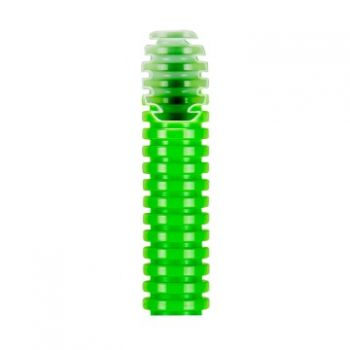 Tub flexibil Fk 15-16 Green-Medium Pliable Conduit Gewiss DX15216