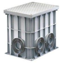 Doze infrastructura 360X260 H-R-Acc-Chamber-360X260X320 Gewiss DX59501