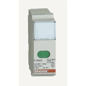 Bticino Sigurante Automate Modul de rezerva descarcator F10A/S