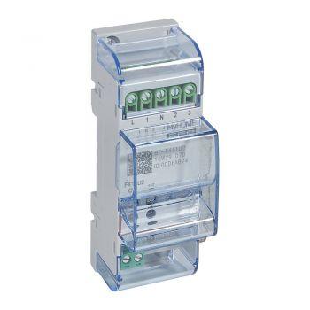 Bticino My Home attuatore a 2Releu 2 moduli DIN bus F411U2