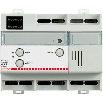 Bticino KNX Actuator multisarcina o iesire 6M DIN F416U1