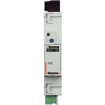 Bticino My Home Actuator senzor curent 16A 1M DIN F522
