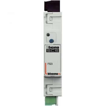 Bticino My Home Actuator 1Releu 1M DIN F523