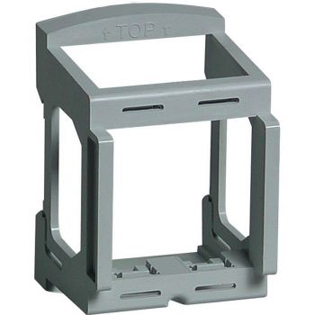 Bticino Suport Sina DIN Adaptor Instal 2 Mod Living F80AL