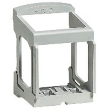 Bticino Suport Sina DIN adattatore 2 moduli magic TT-DIN35 F80CMT