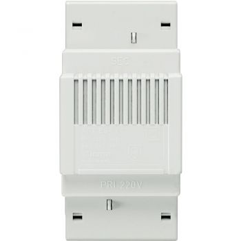 Bticino Living Light Transformator Electronic 230-12v 6va F91/12E