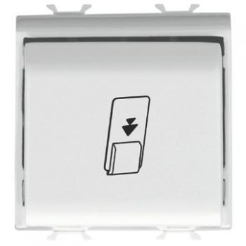 Gewiss Chorus Badge Switch 1P 2M Ch-Wt Gewiss GW10039