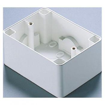 Doza Aparataj Compact Surface Box For 3 Module Tops Gewiss GW24006