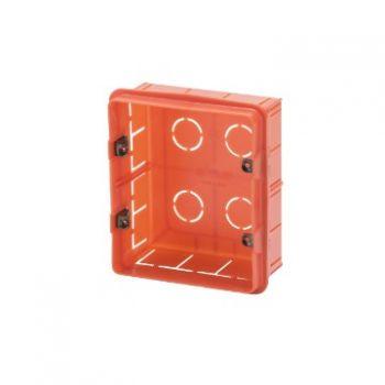 Doza Aparataj 6 Module 3plus3 F-M-Box W-Metal Fixing Supp-Gewiss GW24206