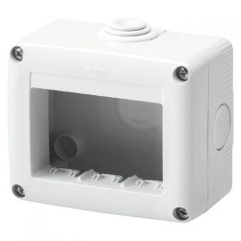 Doza Aparataj aparenta Horiz-3 Module Enclosure Ip40 Gewiss GW27003