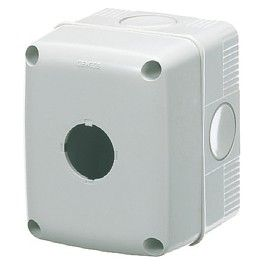 Doza Aparataj aparenta 1 Modul Enclosure Buttons D-22 Gewiss GW27101