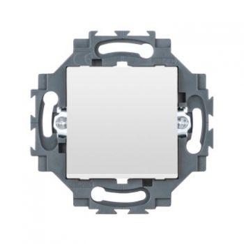Gewiss Dahlia Intrerupator Fast Conn-1P 10Ax-Lum-Wh Gewiss GW35002W
