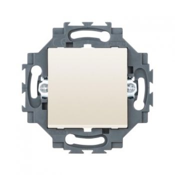 Gewiss Dahlia Intrerupator Fast Conn-1P 10Ax-Lum-Iv Gewiss GW35002Y
