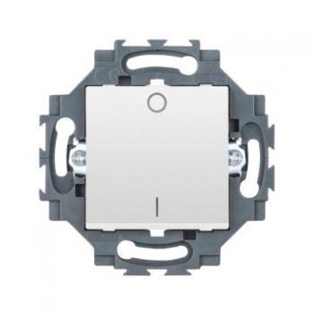 Gewiss Dahlia Intrerupator Fast Conn-2P 10Ax Wh Gewiss GW35003W