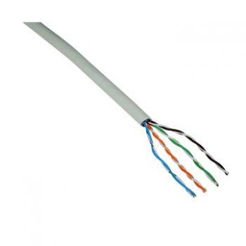 Cablare structurata Cables In Copper 4 Pairs Tw-Cat-6 Utp Gewiss GW38201